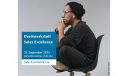 Denkwerkstatt Sales Excellence (Virtuell)